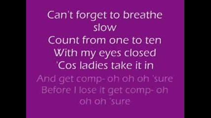 Alesha Dixon - Breathe Slow lyrics
