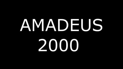 Amadeus Band uzivo-All the man that i need 2000