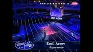 Emil Arsov - Tajno Moja (Zvezde Granda 2010_2011 - Emisija 31 - 07.05.2011)