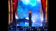 Най - Песен На Галена - Чакам Си Дозата за първи път във Вечерното Шоу на Азис