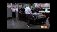 Vw Concept Unveilings at Sema 2006 - R Gti & Thunder Bunny