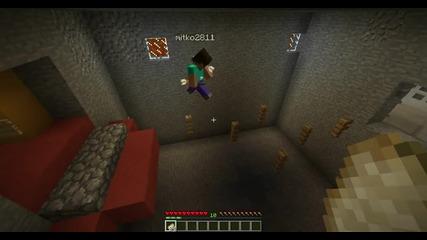 minecraft - event v Hysteria