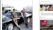 Fan Photoshops Vin Diesel Standing Alongside Paul Walker's 'Ghost'