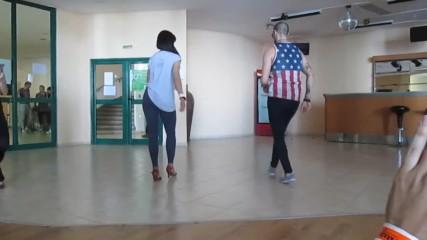 Workshop 2 - Ozlem & Diego - Salsa on 2