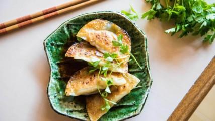 Джъстин Скофийлд | Гьоза със свинско и тофу
