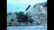 Jackass - Изстрелване С Ракета