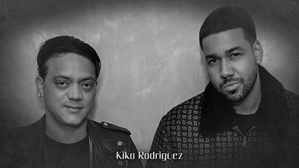 2019 Romeo Santos y Kiko Rodriguez - El Beso Que No Le Di / Utopia - Текст + превод
