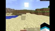 minecraft оцеляване 1.6.5 Къща