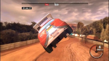 Colin Mcrae Rally Big Jump 2014
