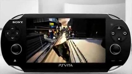 Ревю на Sony Ps Vita на български