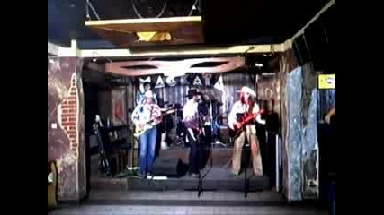 Roy Sturn & Stetsons - Achy Breaky Heart