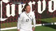 Женски футбол- Сащ- Италия 1:0