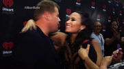 Find someone that supports you as much as Jkcorden supported Demi Lovato backstage 2015