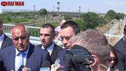 Отказа ли се Бойко Борисов да реже лентички