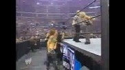 Trish Stratus Vs. Christy Hemme