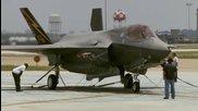 """F - 35 """"мълния"""" - 2 Многоцелеви изтребител стелт"""