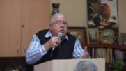 Внимавайте да не би някой да не достигне до Божията благодат - Пастор Фахри Тахиров