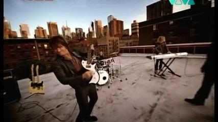 Bon Jovi - We werent born to follow 2009