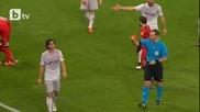 Байер Леверкузен 1 - 0 Атлетико Мадрид ( шампионска лига ) ( 25/02/2015 )