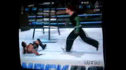 Svr 06 Jeff Hardy Vs Rvd Tlc