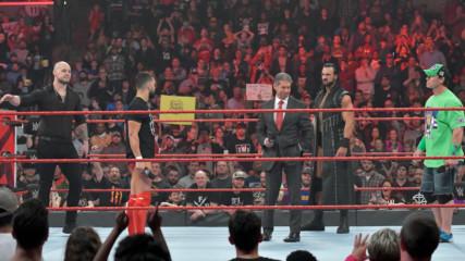 Who will challenge Brock Lesnar at WWE Royal Rumble?: Raw, Jan. 14, 2019