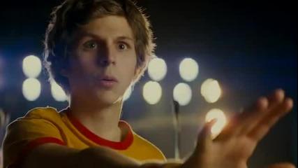 Scott Pilgrim Vs The World - Трейлър!