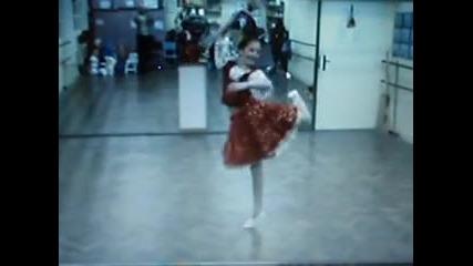 Руски танц - Кристина Динева - Бф Рона, Хасково