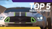 The all-time top 5 Need for Speed games