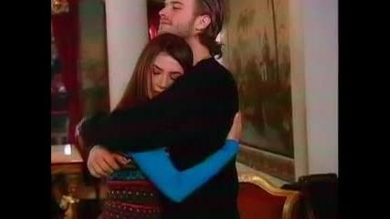 Перла Снимки на Мехмет и Инджи-една много тъжна песен от сериала Ах Моя Роза