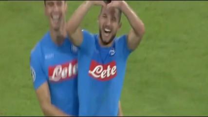Dries Mertens - Napoli Goals