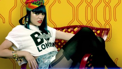 Jessie J - Domino Official video Hq