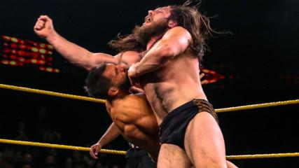 Johnny Gargano vs. Cameron Grimes: WWE NXT, Feb. 12, 2020