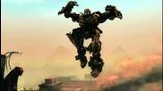 Transformers 2: Revenge of the Fallen official game trailer - Devastator footage [hd]
