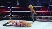 Emma vs. Cameron: Wwe Main Event, July 15, 2014