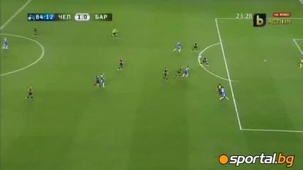 Челси би с 1:0 Барселона и показа как се играе срещу ''каталунците''
