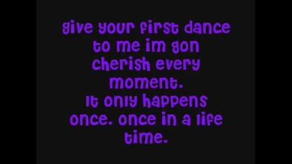Justin Bieber ft. Usher - First Dance