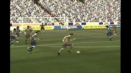 Fifa 08 my goals