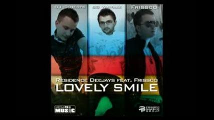 Residence Deejays Frissco - Lovely Smile (official Version