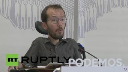 Spain: Podemos leader Pablo Iglesias to run for prime minister
