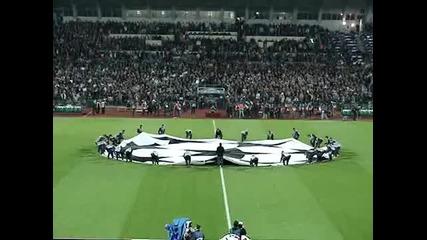 Химна на Шампионска лига в София