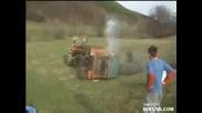 Какво Можел Трактора