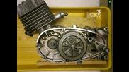 Simson S50 Двигател
