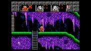 Sega Classics: Lost Vikings - C V R N (level 9)