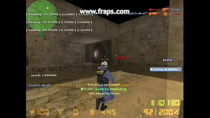 Velosity hack Counter Strike 1.6