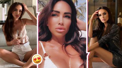 Биляна Дол провокира със секси снимки в Инстаграм