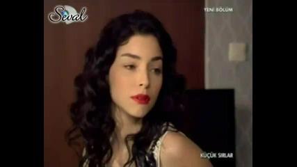 Kucuk Sirlar - Aysegul ve Cetin - Kiss kiss