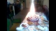 pami se strahuva ot oganq na tortata