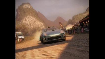 Dirt 2 gameplay - China rally+effects+download link+hd!!!