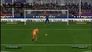 Барселона vs Реал Мадрид дузпи