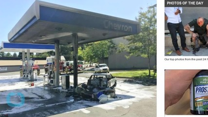 Oregon Teen Lauded After Saving Elderly Woman From Burning Car